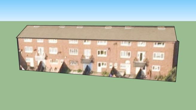 Building in Birmingham, West Midlands B19 1RU, UK