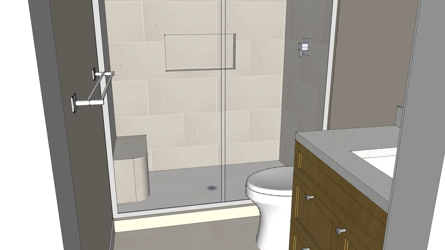 Campbell_Guest Bathroom_Design3