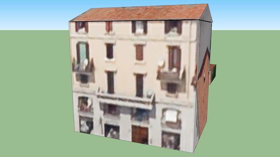 Building in Milão, República Italiana