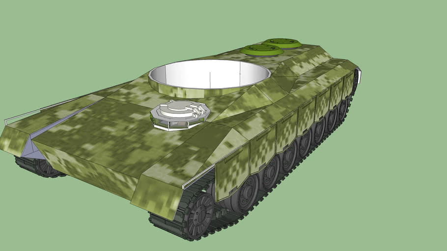 tank base chassis