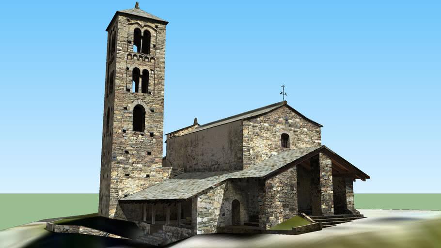 Església de Sant Joan de Caselles ( Andorra)
