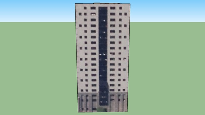 Construção em Saint-Gilles, Belgium