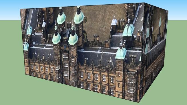 Edificio en Edinburgh, Midlothian, Reino Unido