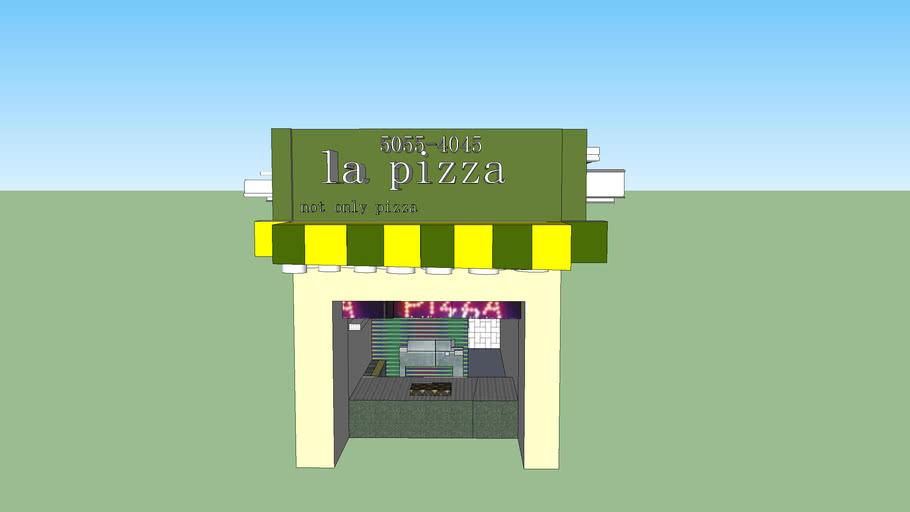 la pizza 22