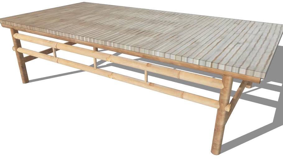 Table Basse Robinson Maisons Du Monde Ref 139721 Prix 3d Warehouse