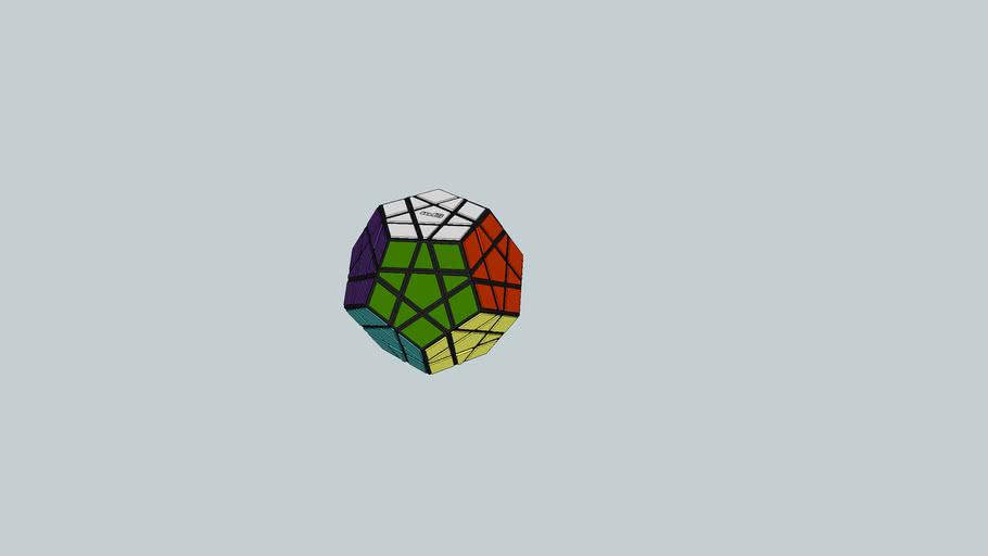 Megaminx(mf8 type 2 titled)