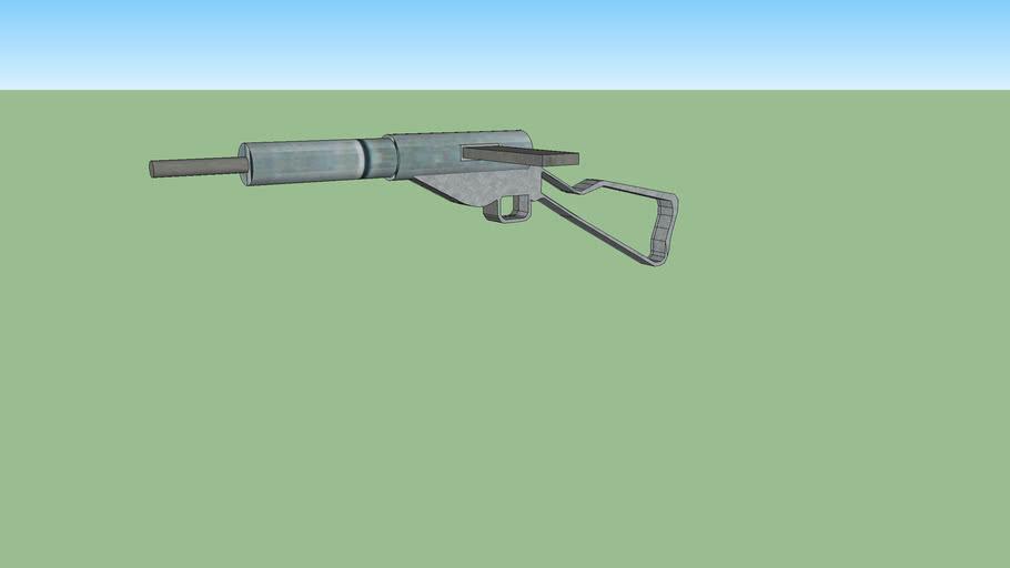 Basic Sten Gun