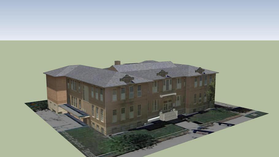 Meridian Central School Office Building 2