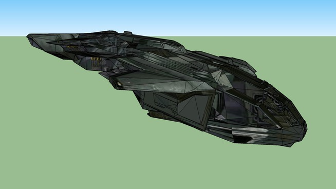 Pelican From Halo 3