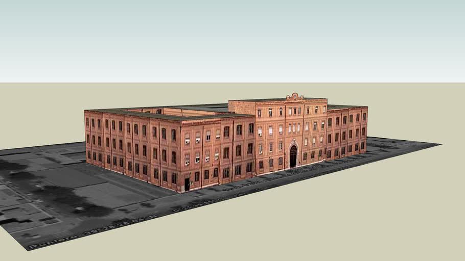 Edificio de Tabacalera