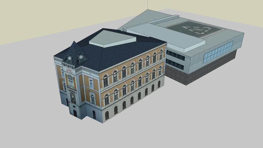 Rettungszentrale der Wiener Rettung
