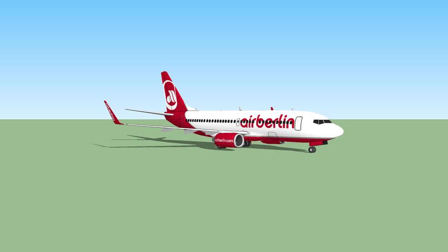 Boeing 737-200SP Air Berlin