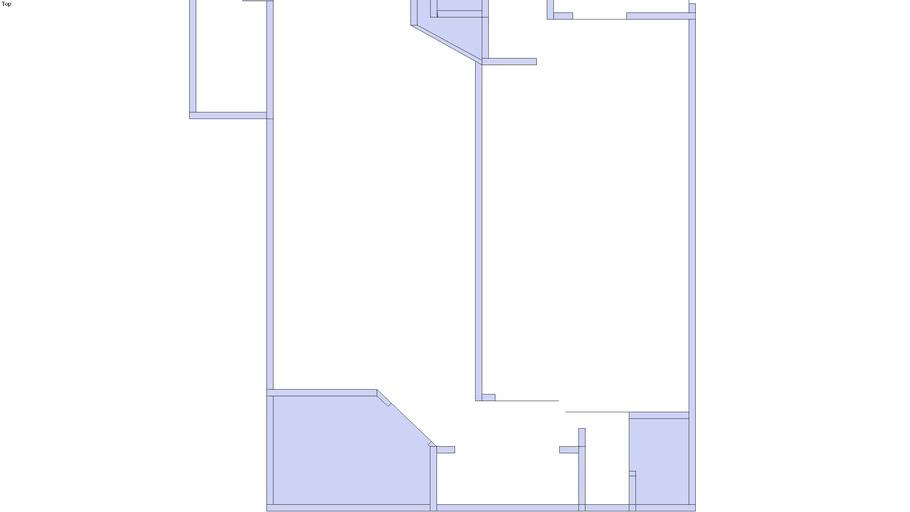 2012-11-13 - 808 Ray Avenue Basement Floor Plan 2