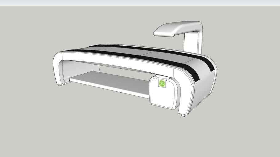 Lunar iDXA Medical Scanner
