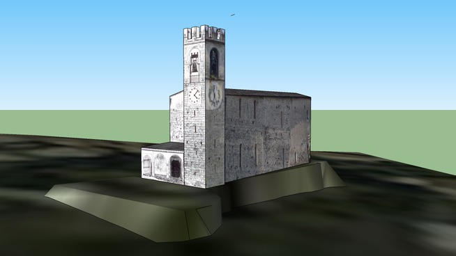 Rocca di Sabbio Chiese