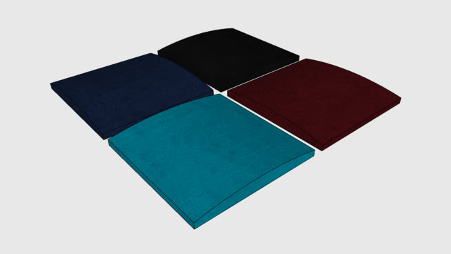 Skum Acoustics - Kino SOFT - Decorative acoustic panel