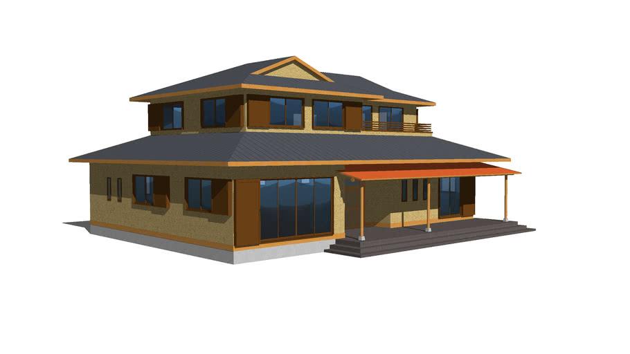 House Model 005
