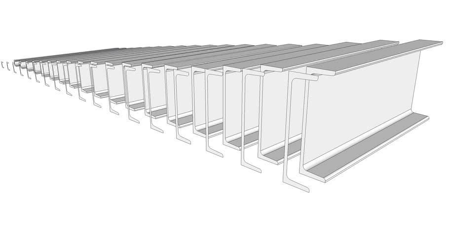 UPN - Europäische U-Stahl-Normalprofile nach DIN 1026-1