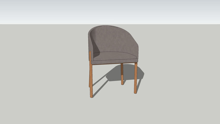 Cadeira Ming