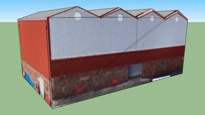 Bâtiment situé Edimbourg EH11 1PG, Royaume-Uni