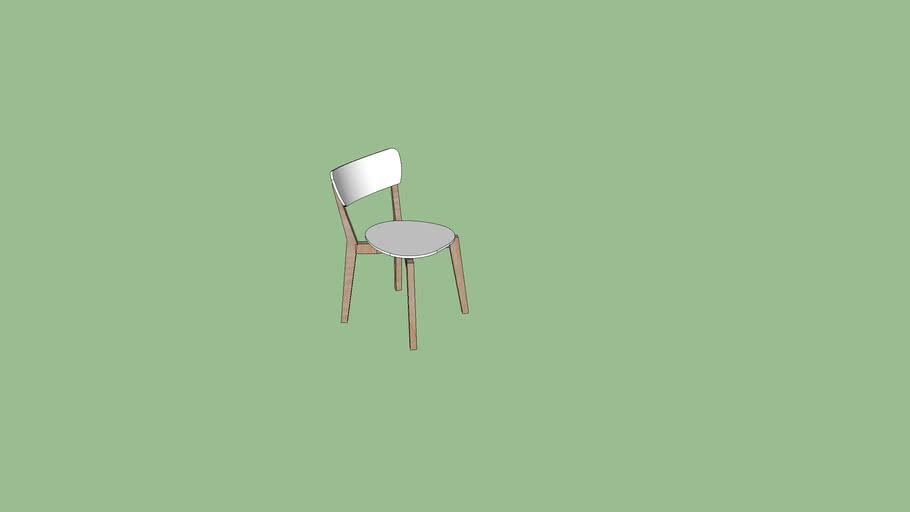 Nordmyra Chair Ikea 3d Warehouse