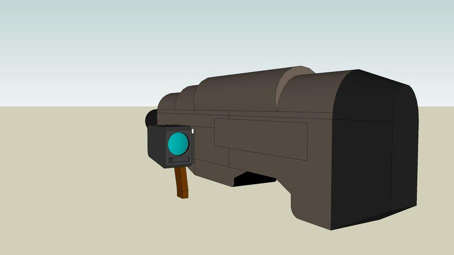 SRL-42 shoulder fired weapon