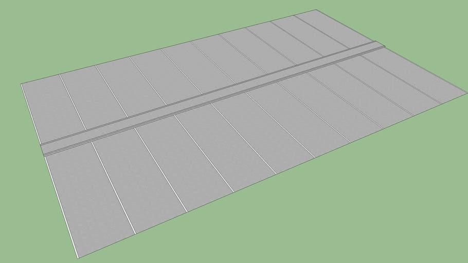truck parking- 20 spaces & 6ft divider