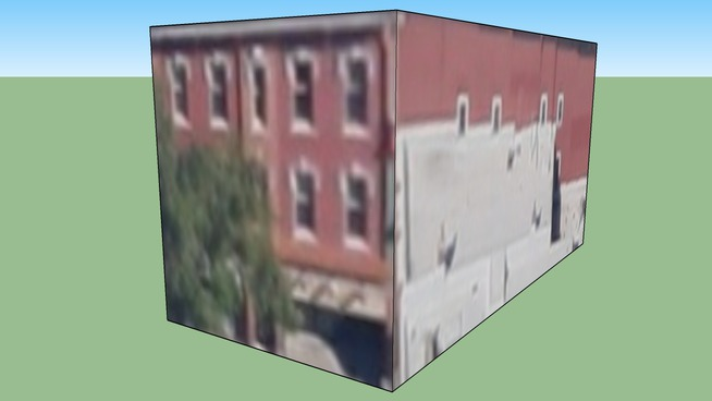 Building in Rock Island, IL 61201, USA
