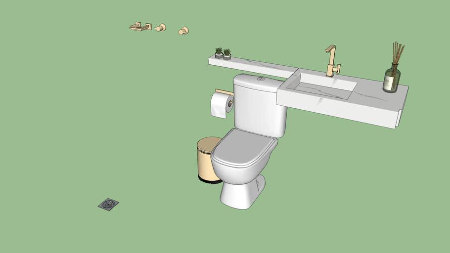 Conjunto Banheiro