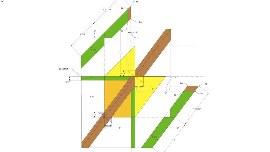 Modified Plan View by Richard Birch