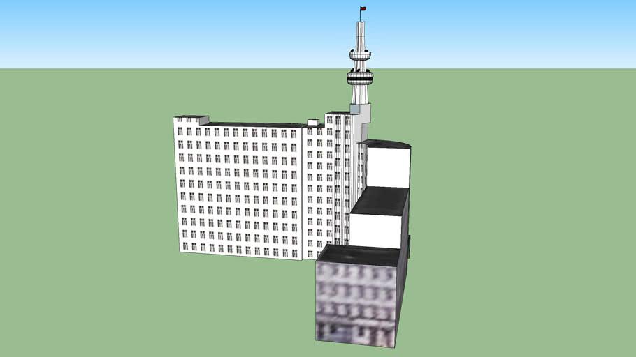 佳木斯电业大厦最新