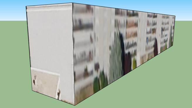 Bâtiment à 69100 Villeurbanne 88