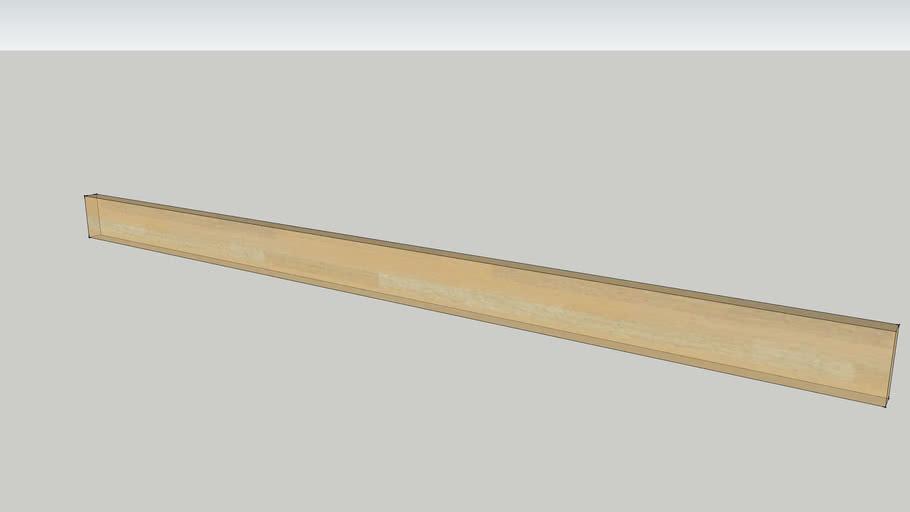 4x12x16' lumber