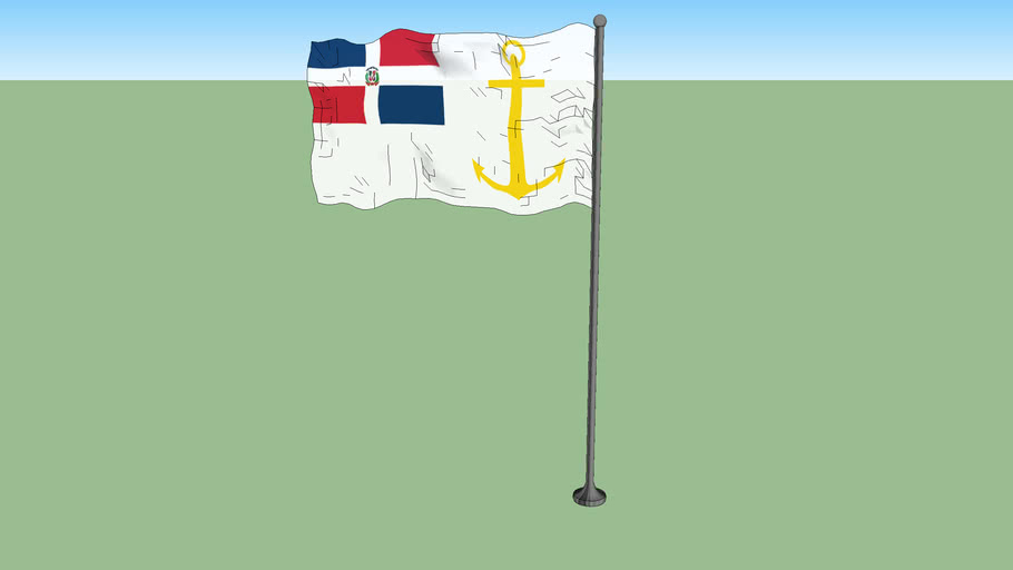 Presidential standard of the Dominican Republic