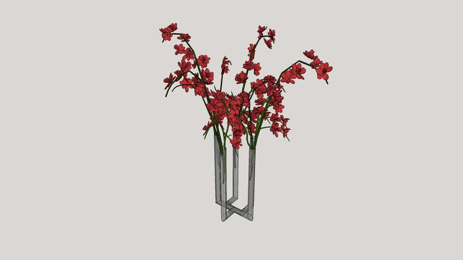 Vaso de flores - 26