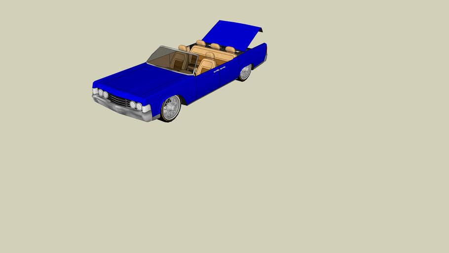 1974 Cadillac Sedan DeVille Slab