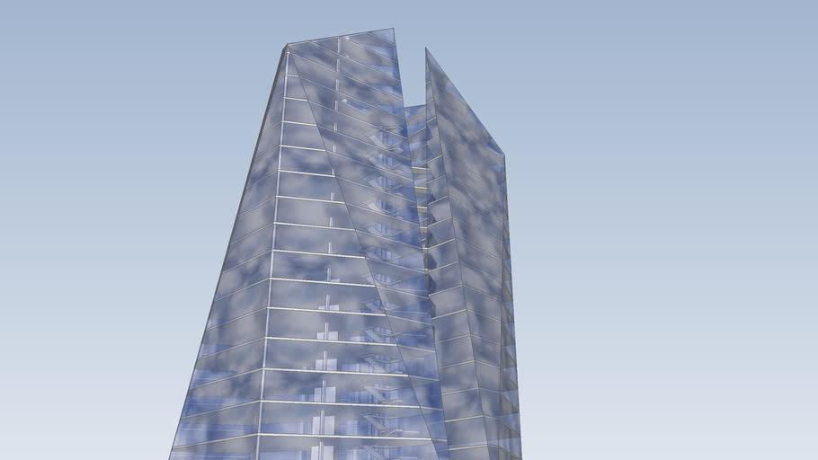 Gem Skyscraper Concept