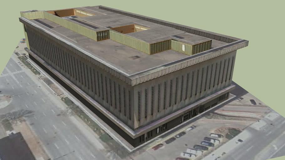 Tulsa Federal Building