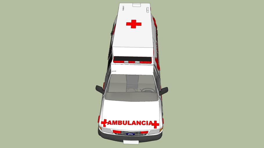 ambulancia de la cruz roja mexicanan delegacion de tijuana baja california norte