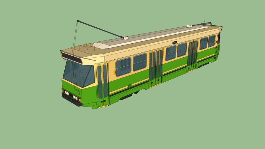 A class Melbourne Tram