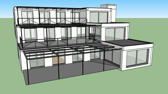Terrassenhäuser Bremgarten Haus D