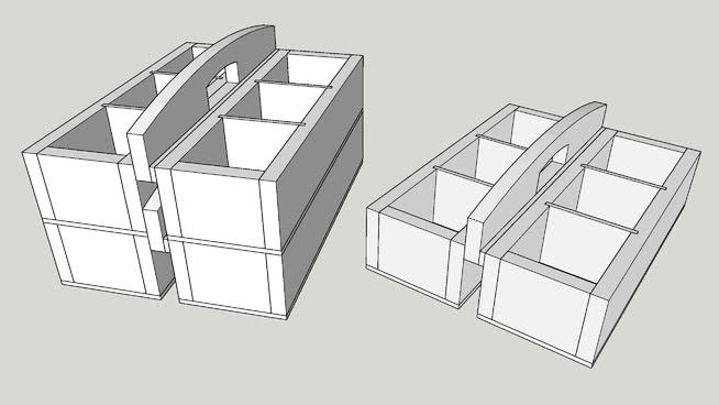 Tool storage (portable)