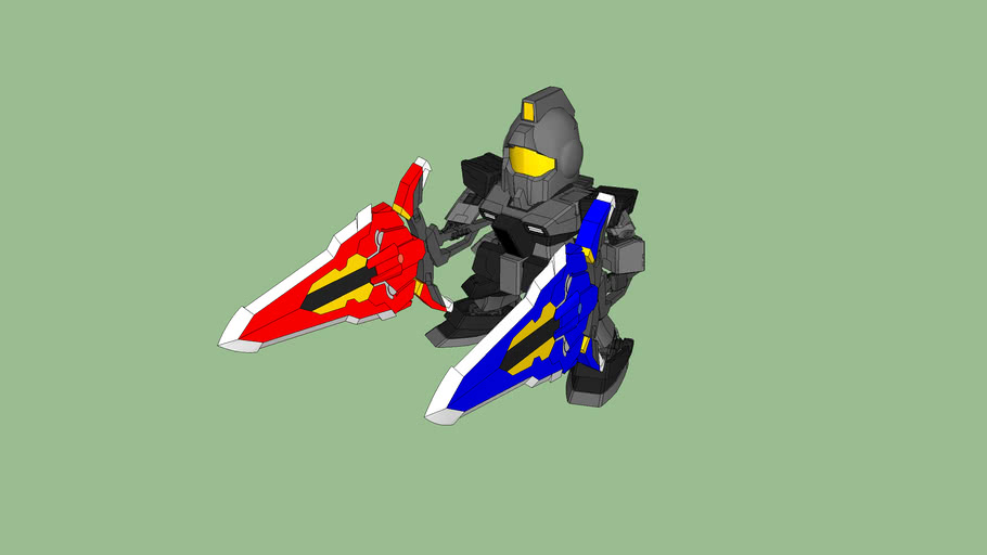 SD RGM-79 Ver Justin and Tactical Arms