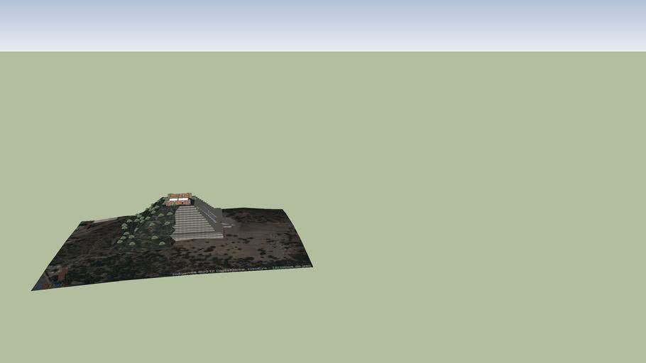 piramide de el cerrito