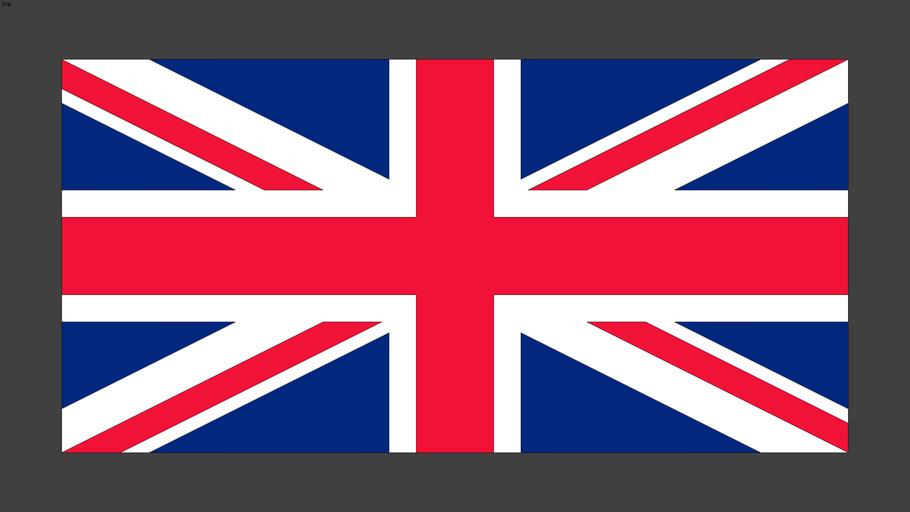 Flag of the United Kingdom (1801-Present)