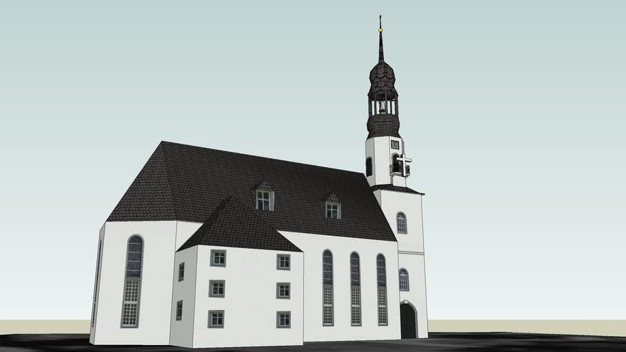 Kirche Niederzwönitz