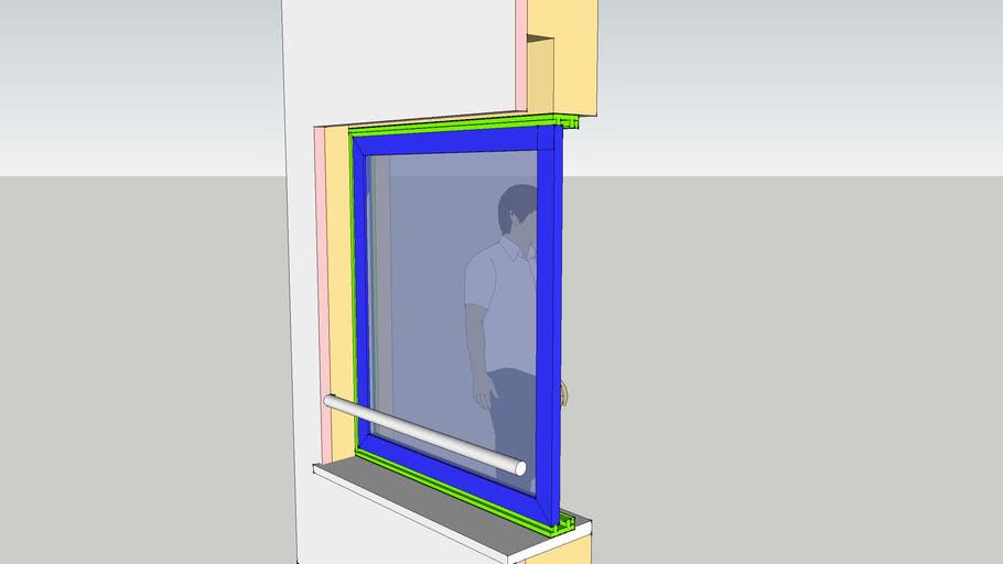 janela com peitoril