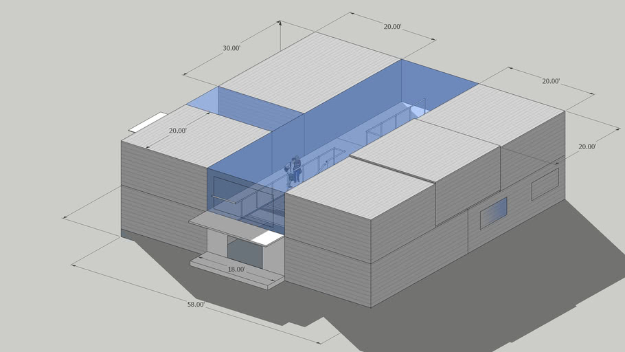 Classroom Proposed Structure for School