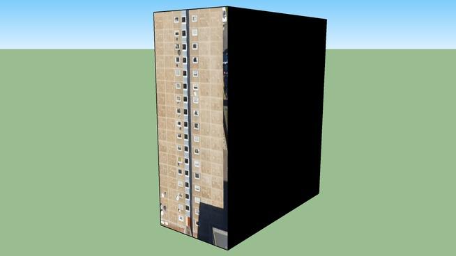 Building in Brent, Greater London, UK