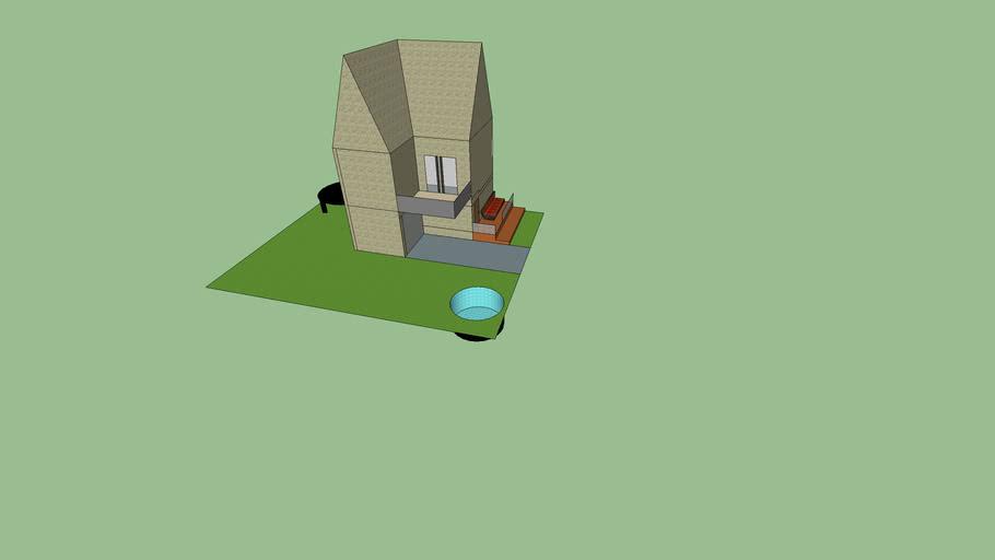 My terrible no good house